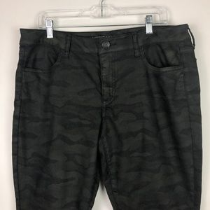 American Eagle Outfitters Jeans - American Eagle Camo Jegging Stretch Jeans